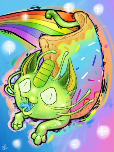 Nyan Meowth