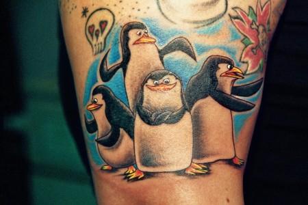 POM Tattoo