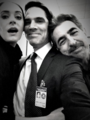 Page & Thomas & mantenga - hotch-and-emily photo