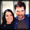 Paget and Thomas - thomas-gibson-and-paget-brewster-friendship-spot Icon