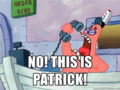 Patrick estrela