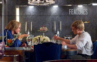 Peeta and Haymitch