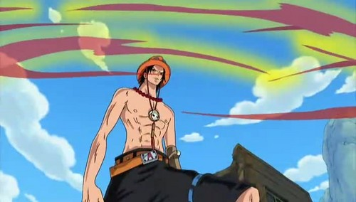 Portgas D. Ace - one-piece Screencap