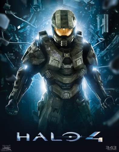 Possible of not Master Chief in Halo 4