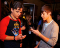 Prince Jackson and Justin Bieber - paris-jackson photo