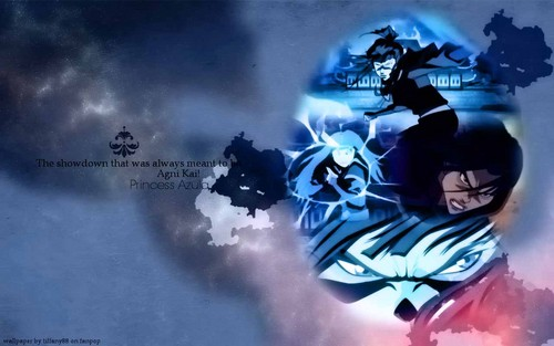 Avatar: The Last Airbender achtergrond called Princess Azula