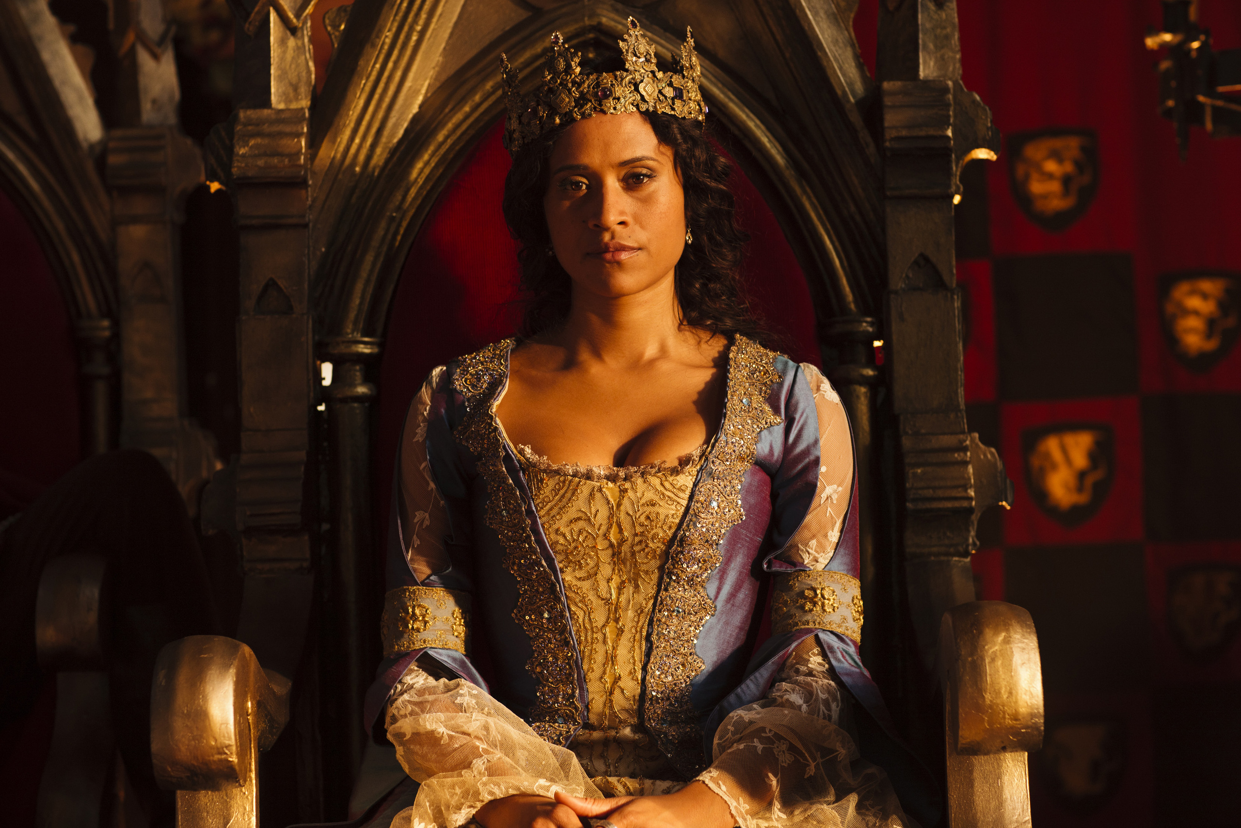 merlin Queen guinevere