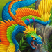 Quetzalcoatl - mythical-creatures icon