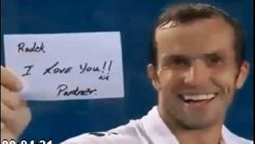 Radek I love you ! Partner..