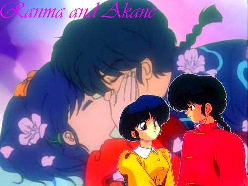 Ranma & Akane