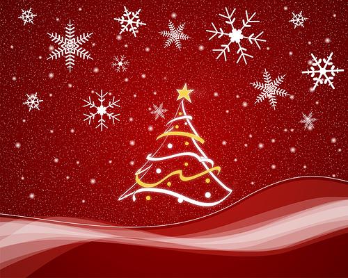 Red Weihnachten
