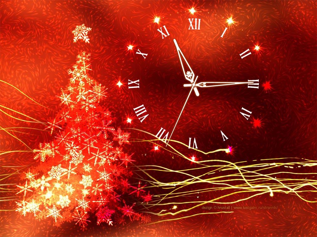 Red Christmas - Christmas Fan Art (28601529) - Fanpop