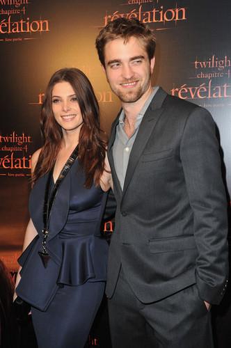 Robert and Ashley