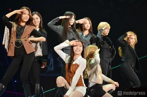 SNSD @ Japan's Korean International Style প্রদর্শনী (KISS)