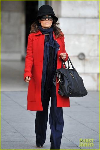 Salma Hayek: 'Puss in Boots' Gets an Oscar Nomination!
