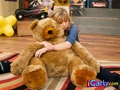 Sam holding a teddy bear - samantha-puckett photo