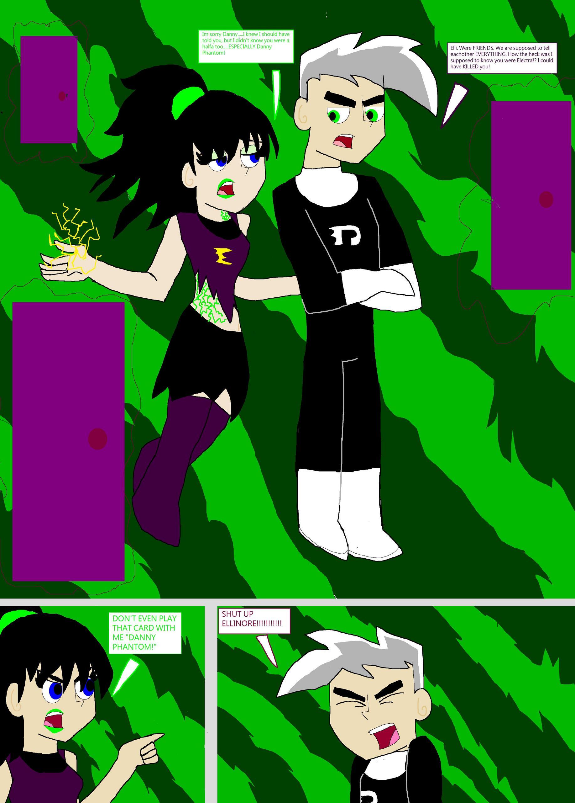 Secrets Tear Friends Apart Danny Phantom Oc S Photo 28609127 Fanpop