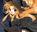 Seira Halloween - anime fan art