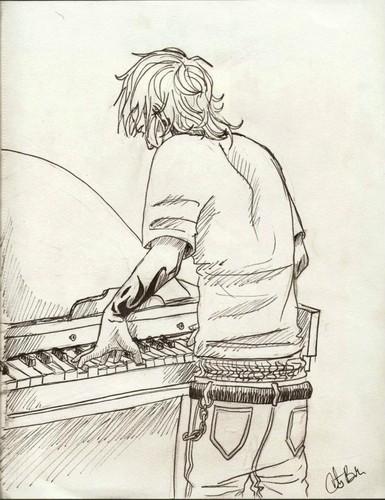 Playing the Пианино