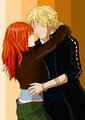 Kiss me Jace! - the-mortal-instruments-series-fanatics fan art