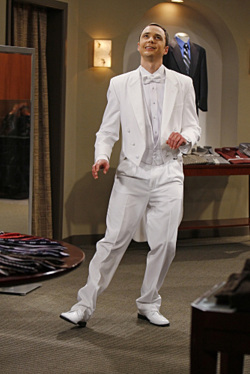 Sheldon? Is that you?