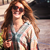 Shenae Grimes Foto possibly containing sunglasses, a shirtwaist, and a box mantel called Shenae ♥