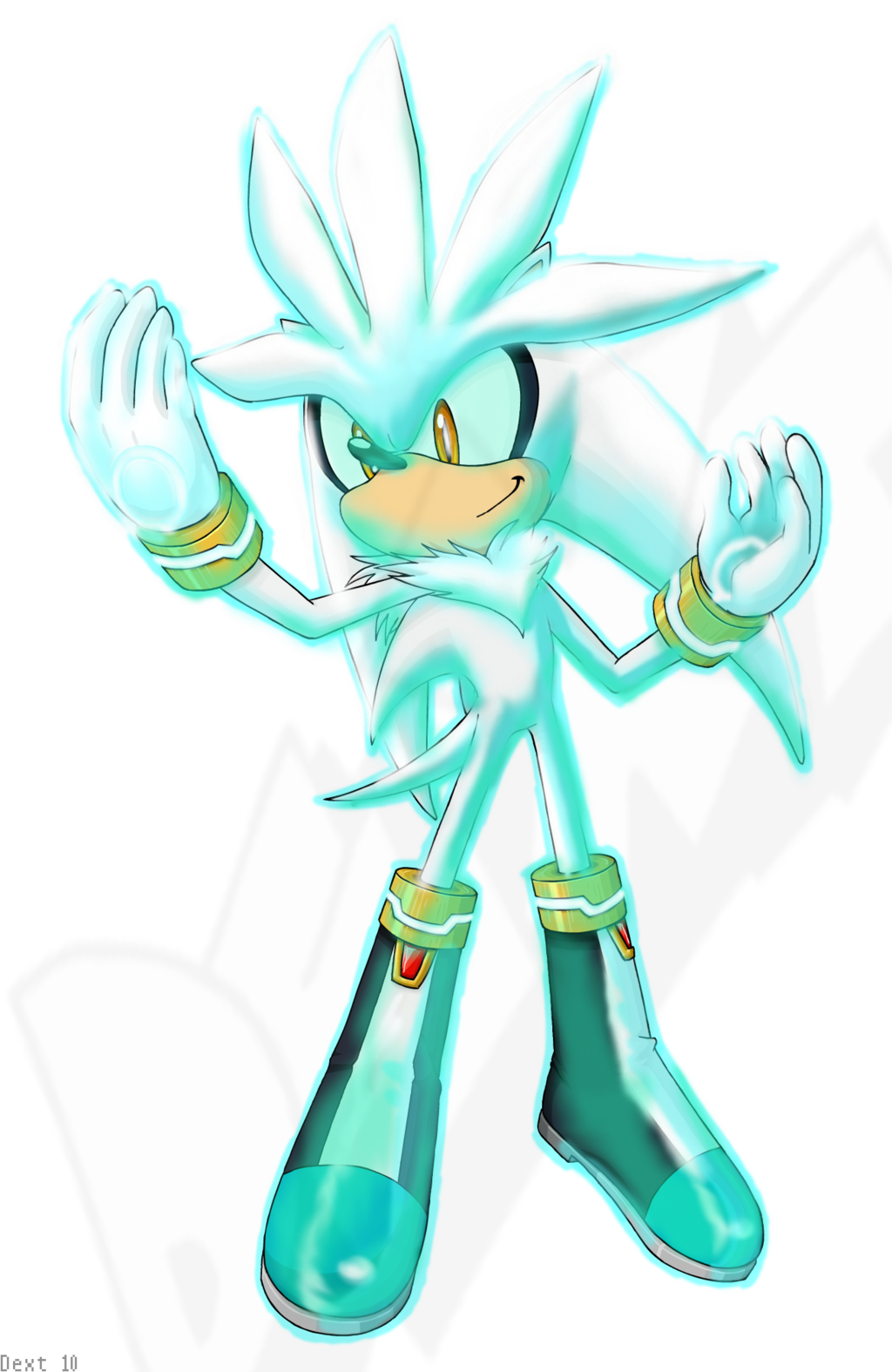 Silver the Hedgehog Silver Hedgehog