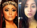 Snooki without make-up - jersey-shore photo