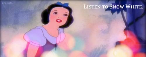 Snow White. ♥