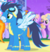 Soaring' - my-little-pony-the-wonderbolts icon
