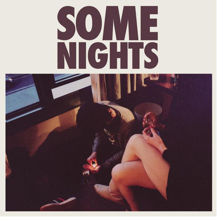 Some Nights Album Art