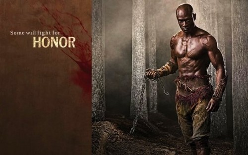 Spartacus: Vengeance- Promo mga litrato