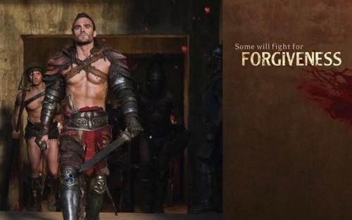 Spartacus: Vengeance- Promo các bức ảnh