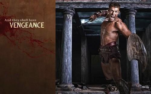 Spartacus: Vengeance- Promo Photos