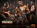 Spartacus: Vengeance - spartacus-blood-and-sand wallpaper