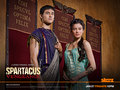 Seppius &amp; Seppia - spartacus-blood-and-sand wallpaper
