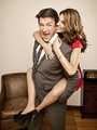 Stana and Nathan <3
