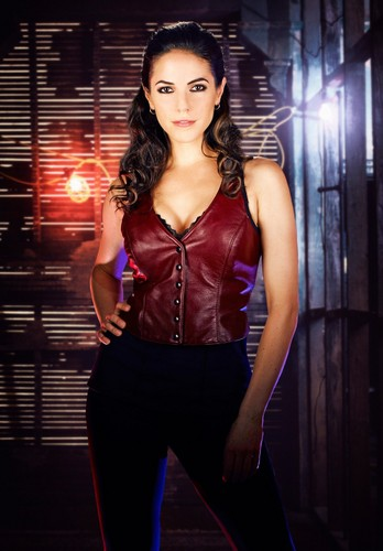Lost Girl wallpaper possibly with a well dressed person, a hip boot, and tights called Succubus