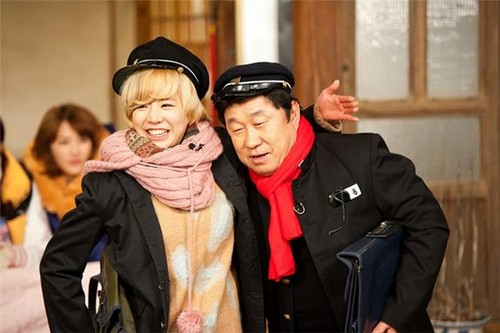 Sunny @ KBS Invincible Youth Official Picture