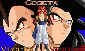 Super Saiyan 4 Gogeta - dragon-ball-z Photo
