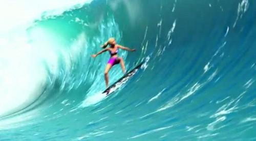 Surfing Merliah