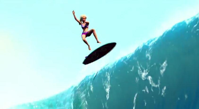 Surfing Merliah - barbie-movies photo