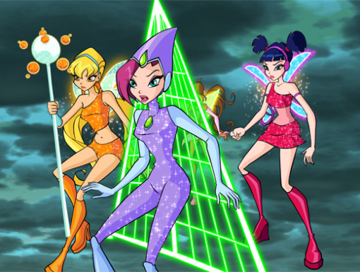 THE WORLD OF WINX!