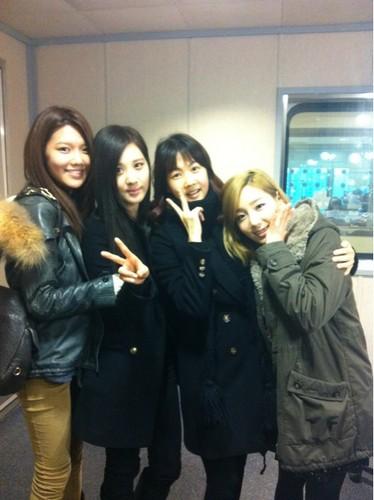 Taeyeon Seohyun Sooyoung @ Park Sohyun's Cinta Game