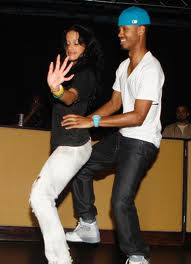 Terrence J and Rocsi Diaz