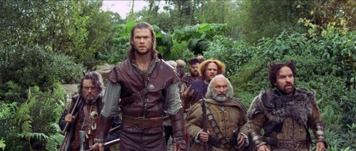 The Huntsman and the Eight Dwarves still