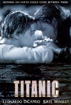 Titanic wallpaper probably containing anime called Titanic Poster
