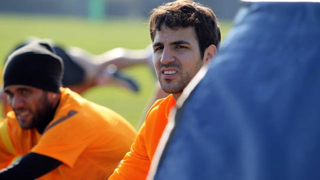 Training session (January 26, 2012)