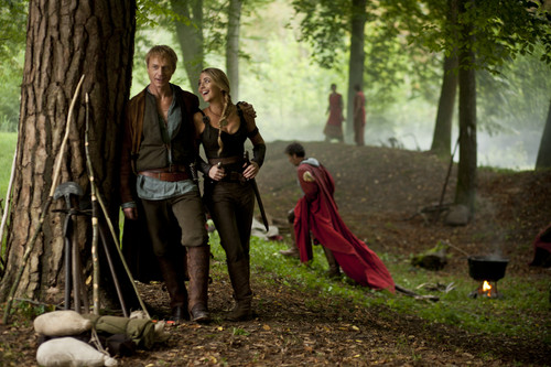 Tristan and Isolde - merlin-on-bbc Photo
