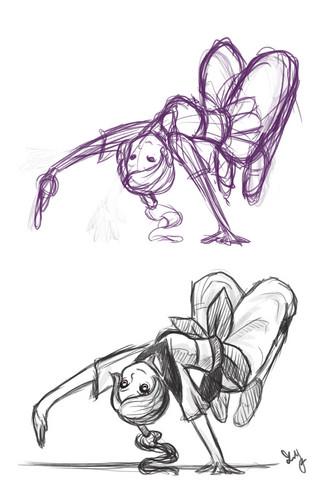 Ty Lee sketch